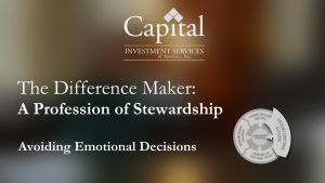 Avoiding Emotional Investment Decisions